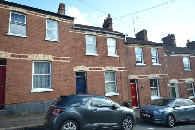 2 bed terraced house for sale in Radford Road, St Leonards, Exeter