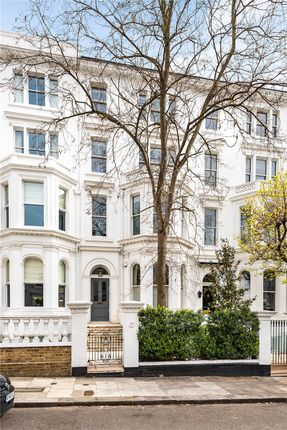 Thumbnail Terraced house for sale in Argyll Road, Kensington, London