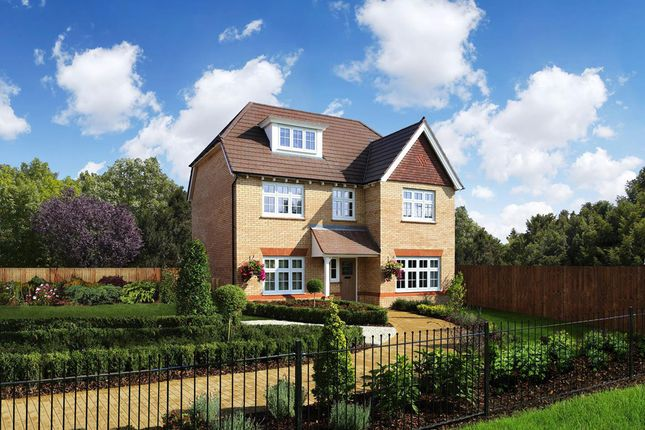 "Thumbnail Detached house for sale in ""Highgate 5"" at Mierscourt Road, Rainham, Gillingham"