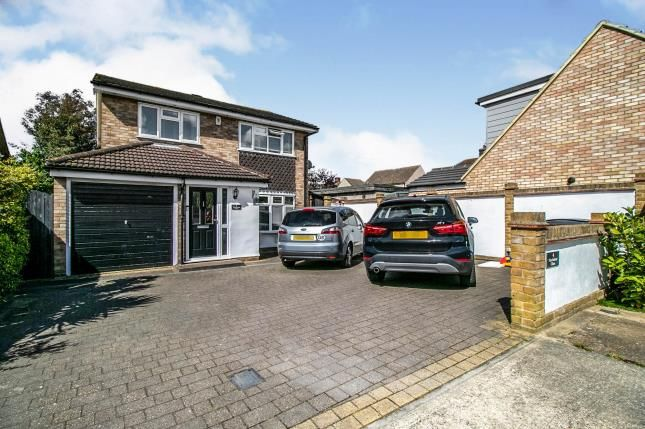 Thumbnail Detached house for sale in Grays, Thurrock, Essex