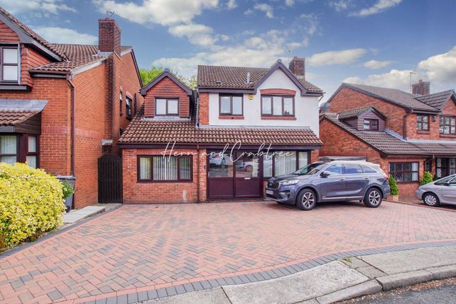Thumbnail Detached house for sale in Timothy Rees Close, Danescourt, Cardiff