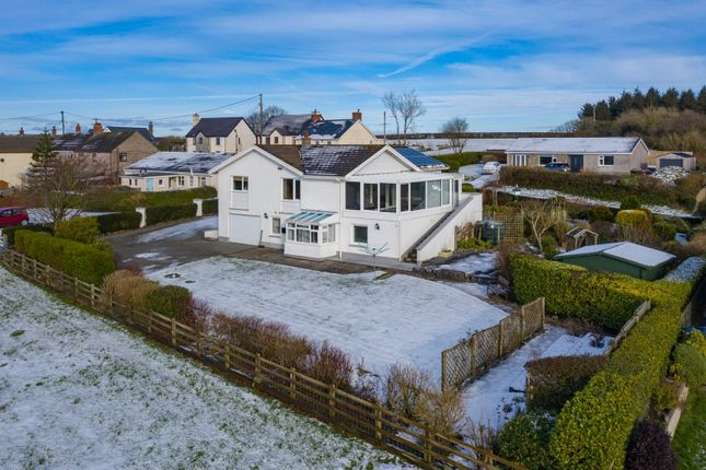 Thumbnail Bungalow for sale in Llys Gwynt, Llangynin, St Clears