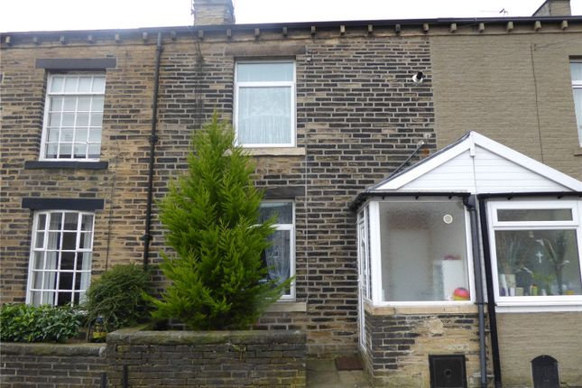 Thumbnail Terraced house to rent in Woodside Crescent, Boothtown, Halifax