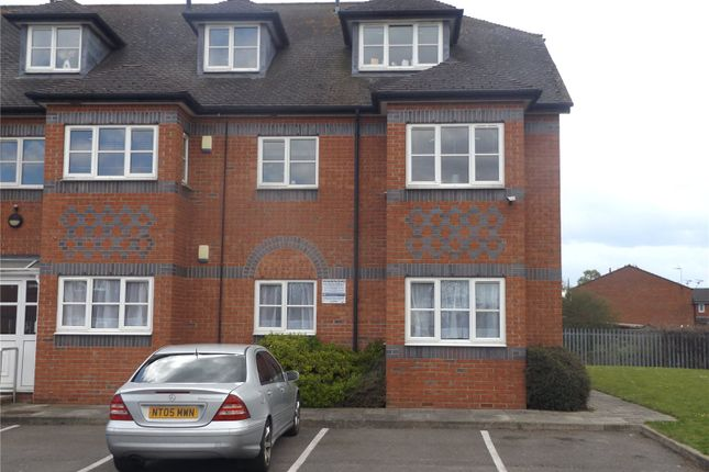 Thumbnail Flat for sale in Signal Court, Lightfoot Street, Hoole, Chester