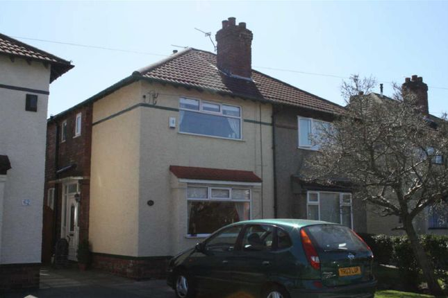 Thumbnail Semi-detached house to rent in Barlows Lane, Aintree, Liverpool