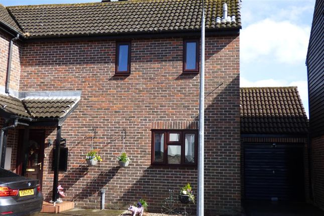 2 bed semi-detached house for sale in Kilnfield, Ongar, Ongar CM5