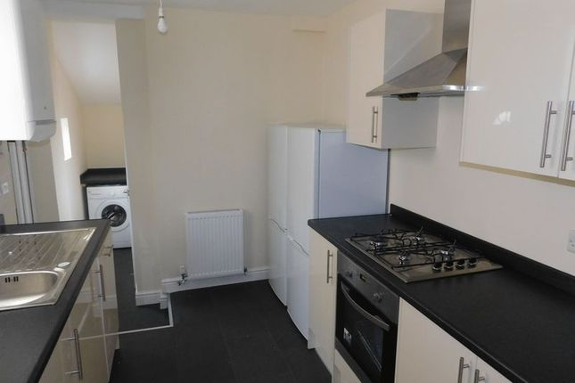 Kitchen of Corporation Street, Mansfield NG18