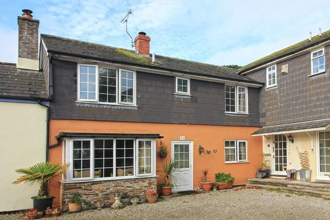 Thumbnail Terraced house for sale in Fore Street, Tregony, Truro
