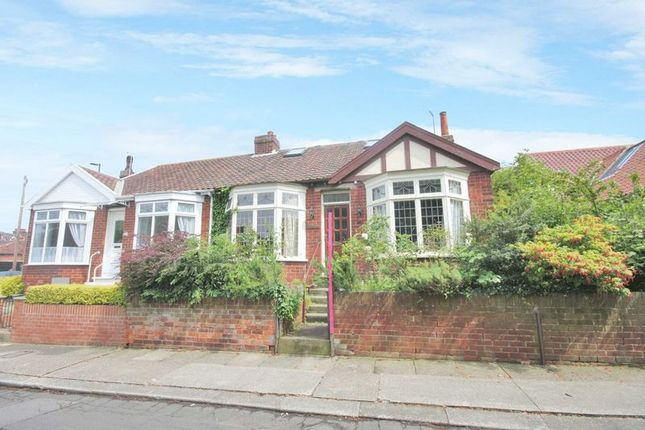 Thumbnail Semi-detached bungalow to rent in Princes Road, Saltburn-By-The-Sea