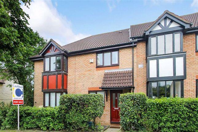 2 bed terraced house for sale in Lynmouth Crescent, Furzton, Milton Keynes, Bucks MK4