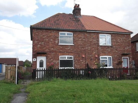Thumbnail Semi-detached house to rent in Hutton Road, Cranswick