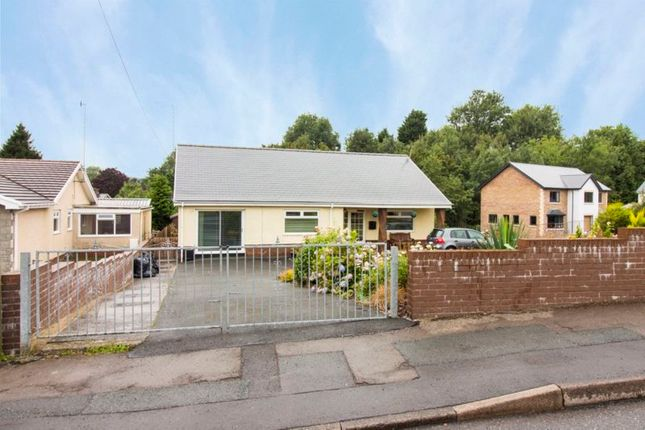 Thumbnail Bungalow for sale in Dukestown Road, Sirhowy, Tredegar