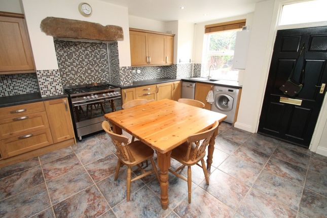 Thumbnail Terraced house for sale in St. Ives Mount, Armley, Leeds