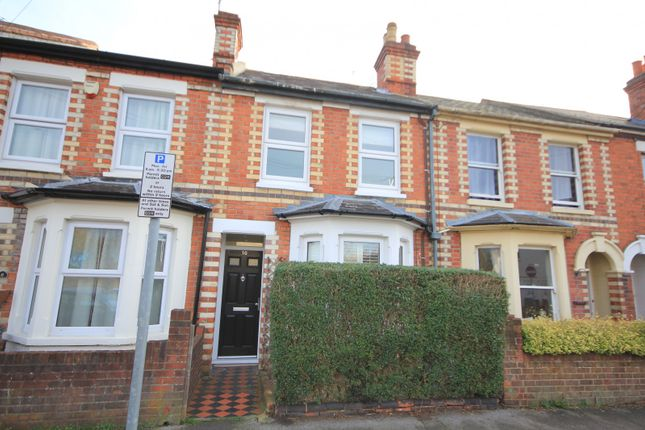 Thumbnail Terraced house for sale in Coldicutt Street, Caversham, Reading