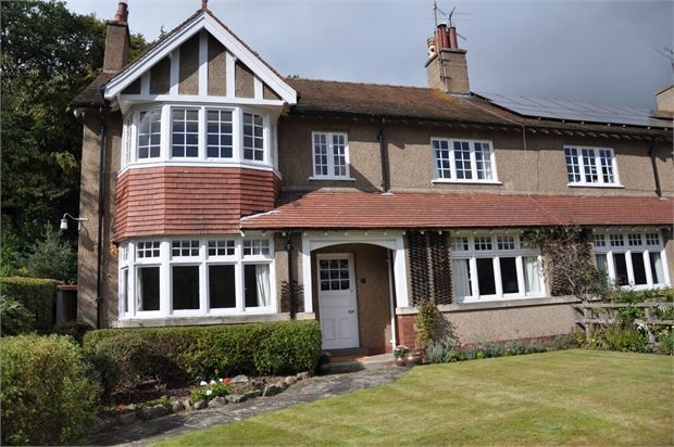 Thumbnail Semi-detached house for sale in Cranford, Millfield Road, Riding Mill, Northumberland.