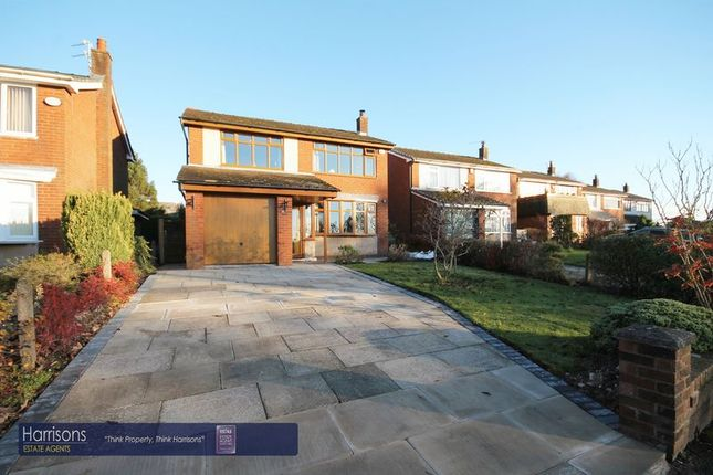 Thumbnail Detached house for sale in Umberton Road, Over Hulton, Bolton, Lancashire.
