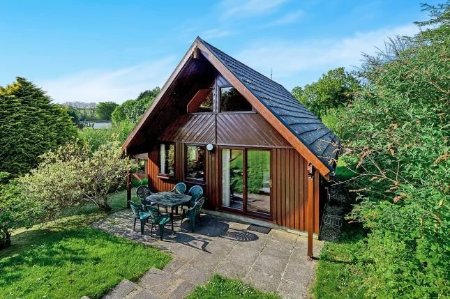 Thumbnail Bungalow for sale in Country House Hotel, Lodge & Villas, Camelford