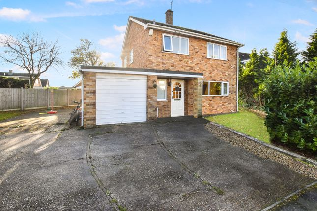 Thumbnail Detached house for sale in The Bailiwick, East Harling, Norwich