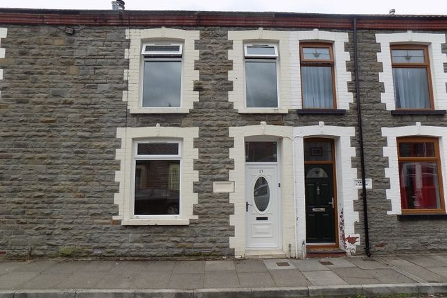 Thumbnail Property for sale in Stuart Street, Treorchy, Rhondda, Cynon, Taff.