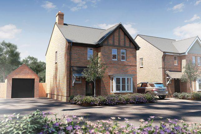 Thumbnail Detached house for sale in Stocks Lane, Winslow, Buckingham