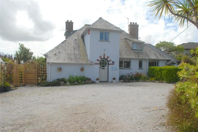 Thumbnail Detached house for sale in Fore Street, Lelant, St. Ives