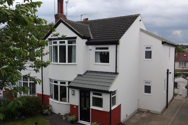 Thumbnail Semi-detached house to rent in Brownberrie Drive, Horsforth, Leeds