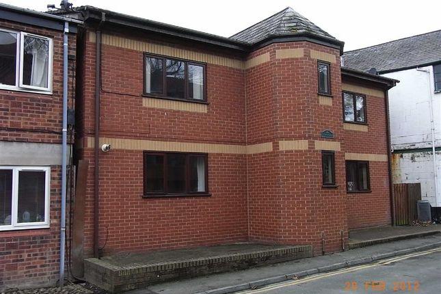 Thumbnail Flat to rent in Flat 2A Ty Nant Werdd, Frolic Street, Frolic Street, Newtown, Powys