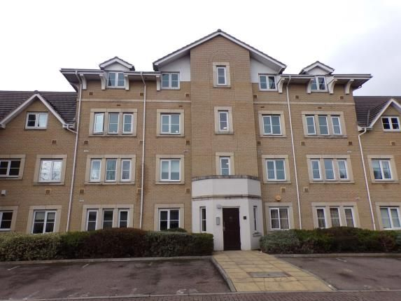 Thumbnail Flat for sale in Walnut Close, Laindon, Basildon