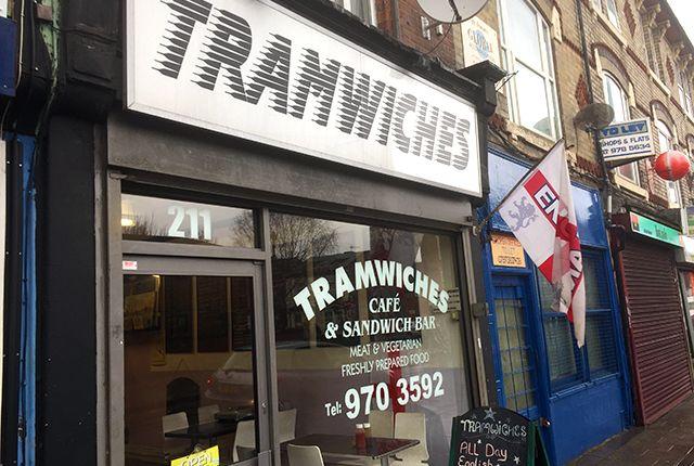Thumbnail Restaurant/cafe for sale in Radford Road, Nottinghamshire