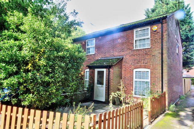 Thumbnail Semi-detached house for sale in Lammas Way, Loudwater, High Wycombe