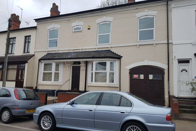 Thumbnail Semi-detached house to rent in Newport Road, Moseley, Birmingham
