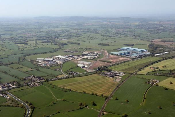 Thumbnail Land for sale in Plot 3, Cheshire Green, Nantwich