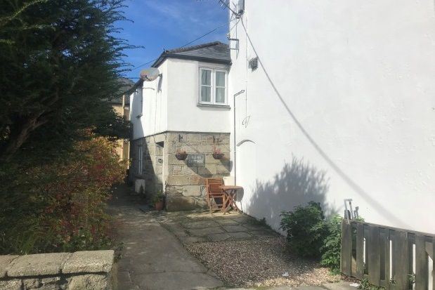 Thumbnail Cottage to rent in Fair Street, St. Columb