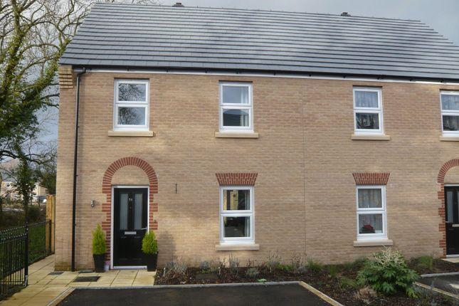 Thumbnail Semi-detached house to rent in Brickfields Lane, Downham Market