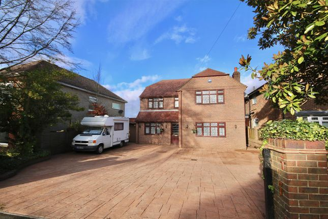 Thumbnail Detached house for sale in Stakes Road, Purbrook, Waterlooville