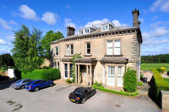Thumbnail Flat for sale in Otley Road, Beckwithshaw, Harrogate