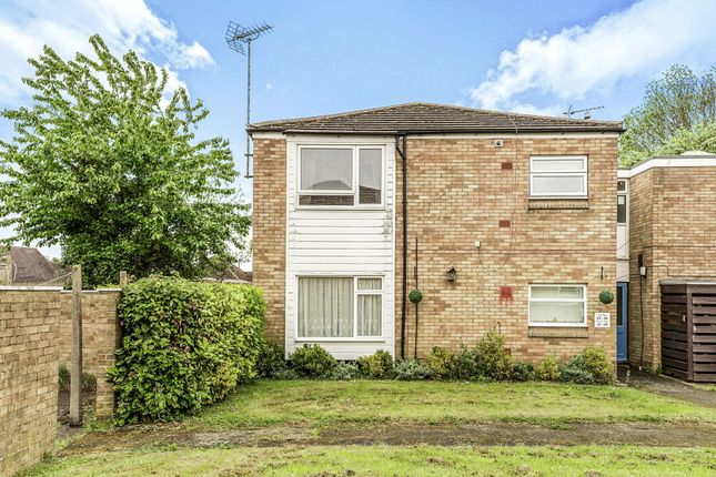 Thumbnail Flat for sale in Millfield Close, Marsh Gibbon, Bicester