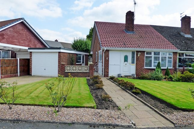 Thumbnail Bungalow for sale in Swanage Avenue, Offerton, Stockport