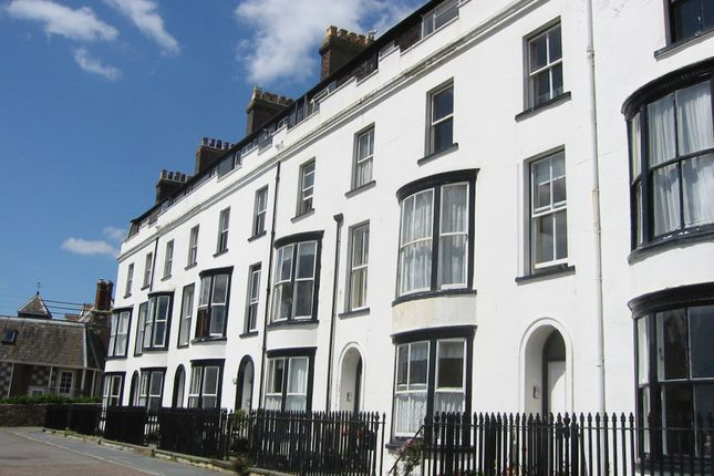Thumbnail Flat to rent in Westcliffe Terrace, Seaton