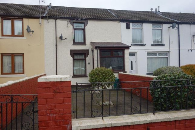 Thumbnail Terraced house for sale in 25 Bute Street, Treorchy