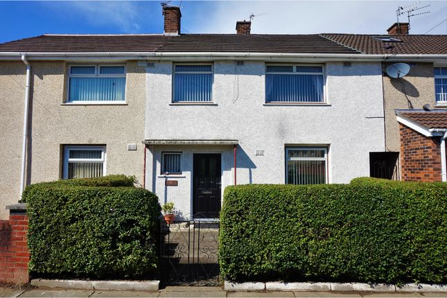 Thumbnail Terraced house for sale in Shirdley Avenue, Liverpool