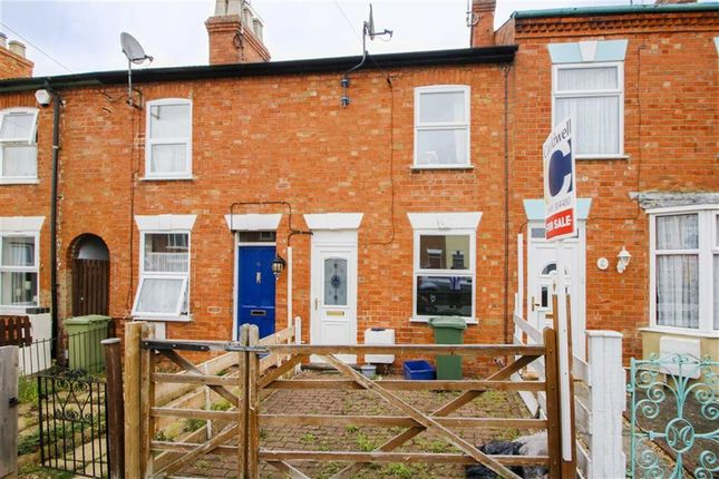 Thumbnail Terraced house for sale in Thompson Street, New Bradwell, Milton Keynes