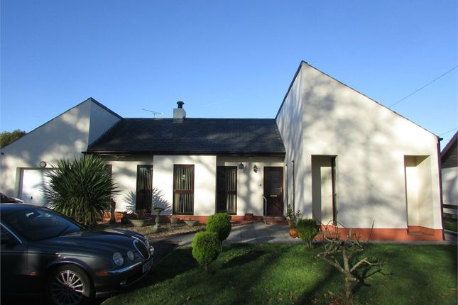 Thumbnail Detached bungalow for sale in Llanteg, Narberth, Pembrokeshire