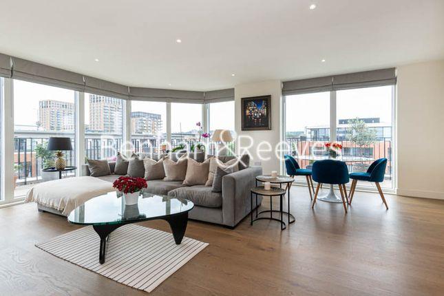 Thumbnail Flat to rent in Royal Arsenal Riverside, Woolwich