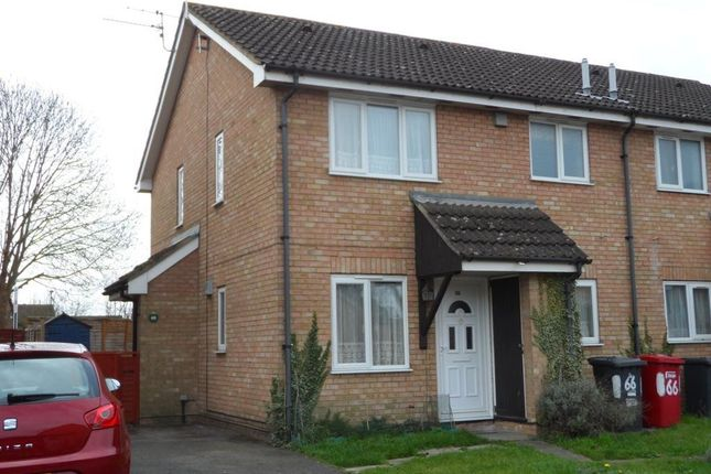 Thumbnail Property to rent in Bader Gardens, Cippenham, Slough