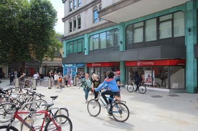 Thumbnail Retail premises to let in Unit 5, 109/119 Queen Street, Cardiff