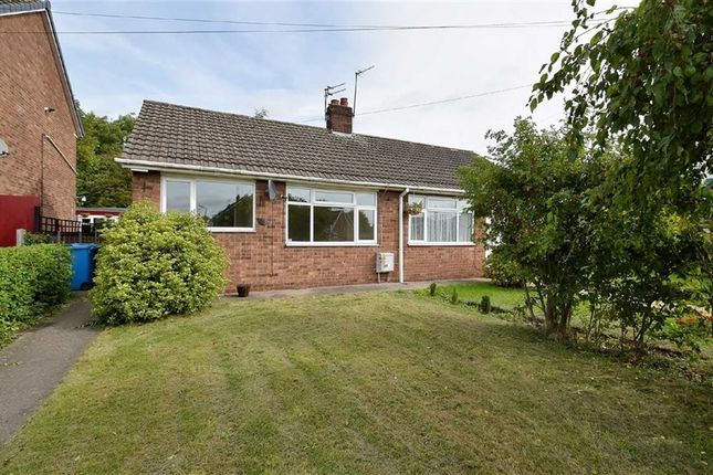 Thumbnail Bungalow to rent in Sutton House Road, Hull