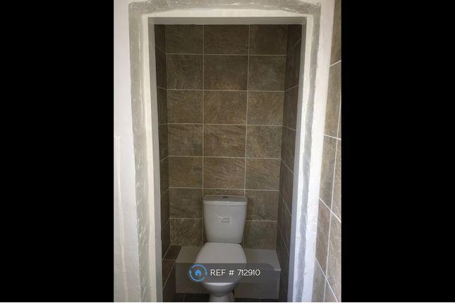 New Toilet On Ground Floor