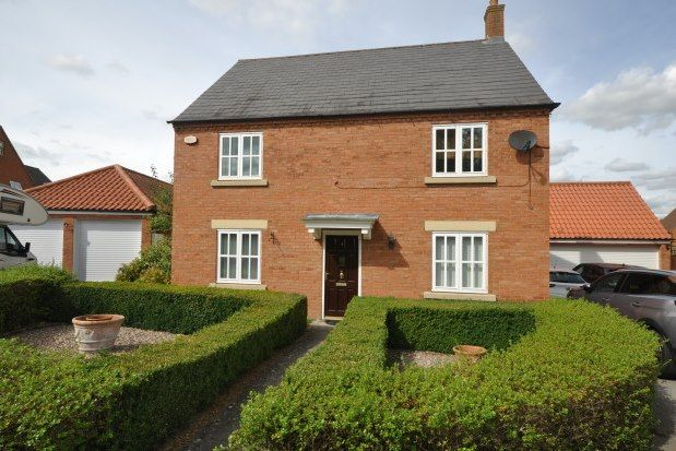 Thumbnail Property to rent in Cransley Rise, Kettering
