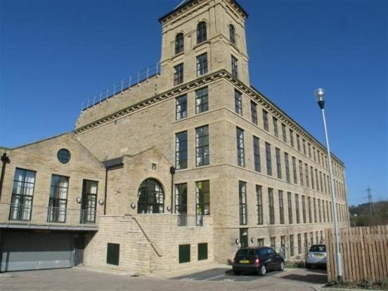 Thumbnail Flat to rent in Whitfield Mill Whitfield Mill, Meadow Road, Apperley Bridge, Leeds